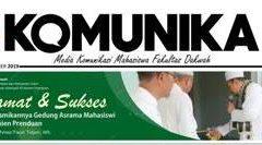 "Prodi Komunikasi dan Penyiaran Islam luncurkan Buletin ""KOMUNIKA"""